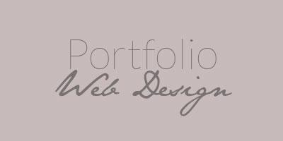 Web Design Portfolio - Claudia Zecchini